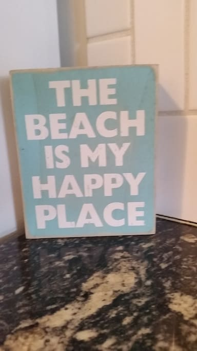 What's YOUR happy place?