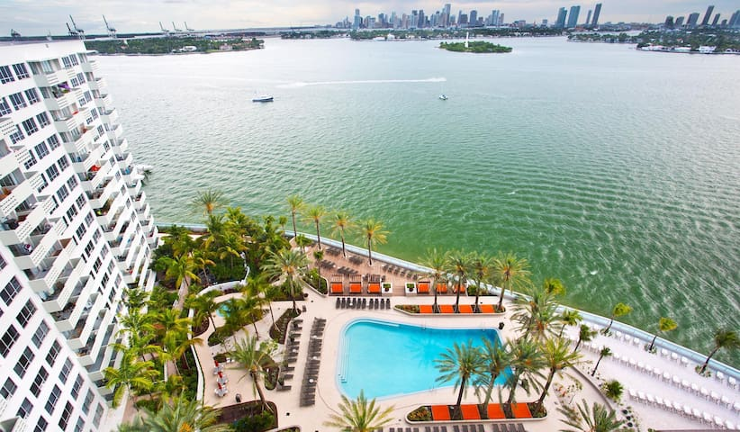 New Studio @ South Beach Miami - Miami Beach - Apartamento