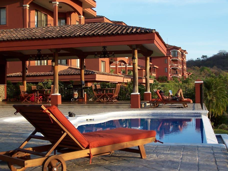 paradise at reserva conchal appartements en r sidence louer playa conchal guanacaste. Black Bedroom Furniture Sets. Home Design Ideas