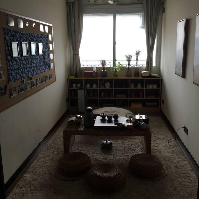 日式风 茶室
