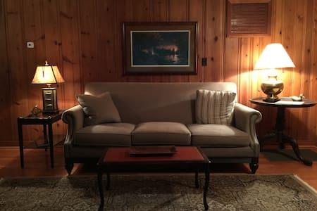 """Evening Solitude"" on Battle Creek - South Pittsburg - Casa"