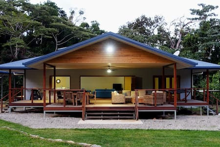 Coconut Beach House Cape Trib - Cape Tribulation - Casa
