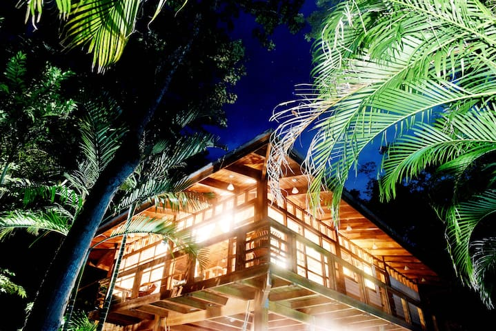 Casa Sabura-Charming&Tropic Retreat - Avellanas - Casa