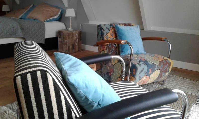 Ruimte & comfort in Eilandspolder met fluisterboot