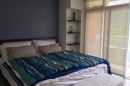 Hamilo Coast 2 BR w balcony Unit - Maragondon