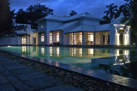 Halala Kanda–Luxury Private Estate - Weligama - Willa