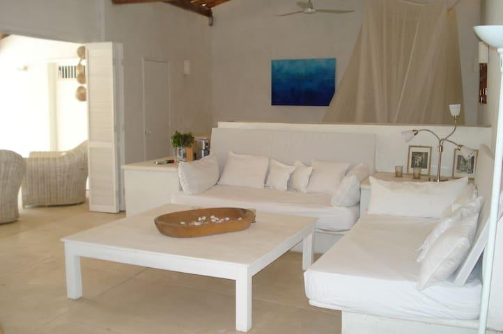 Casa de Barra: Nurturing & Romantic - Zihuatanejo - Hus