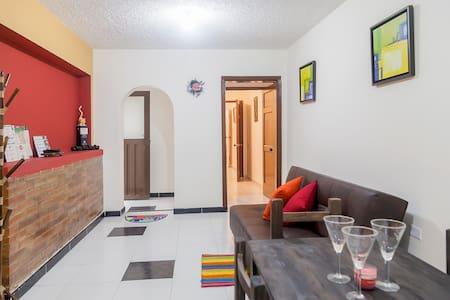 Spacious 2 room flat Candelaria - Lakás