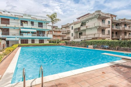 Holiday apartment with 2 bedrooms on 60m² in Fondachello Mascali CT
