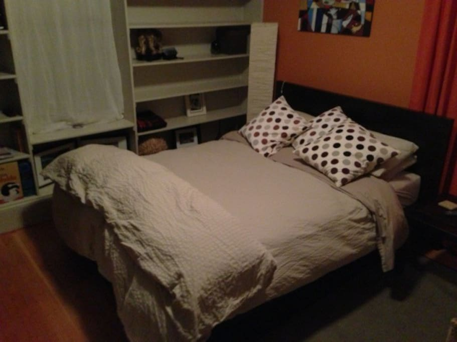 NEW Queen size bed!