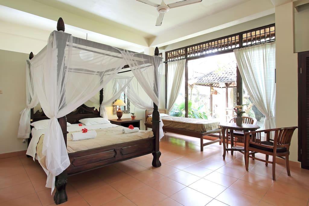 bedroom area 1