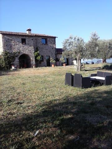 TIPICO CASALE IN PIETRA - Castiglione della Pescaia - Villa
