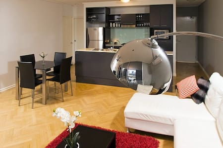 Stylish apartment - Great location - Fortitude Valley