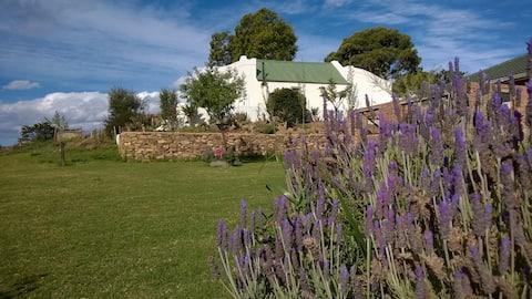 Zandrivier Ben's cottage