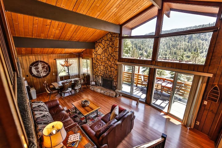 LAKEFRONT CABIN - Crestline/Lake Gregory/Arrowhead - Crestline - House