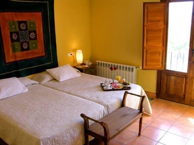 Hotel con encanto Habitación - Cájar - Bed & Breakfast