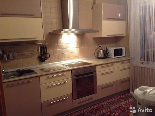 Уютная квартира - Biysk - Flat