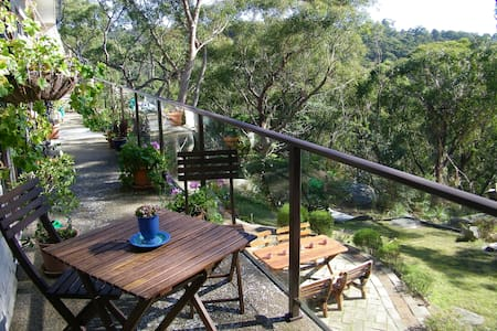 Room with a view bushland in Sydney - 圣艾夫斯(Saint Ives) - 独立屋