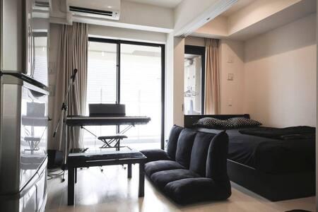 Luxury room Roppongi 5mins Sealybed