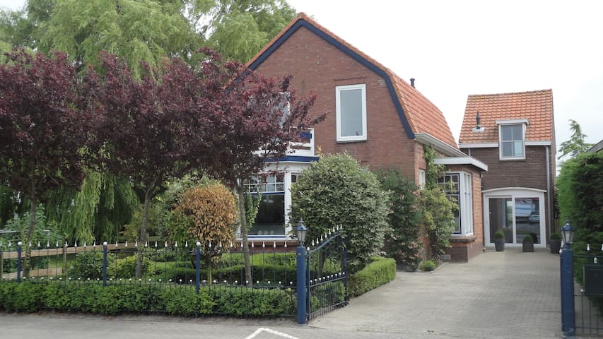 Beautiful familyhouse in Groede - Groede - Rumah