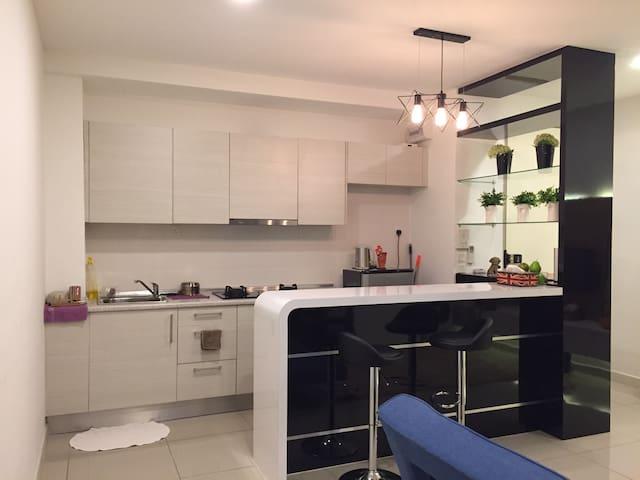 Christine's Apartment @ Johor Bahru - Johor Bahru - Apartament