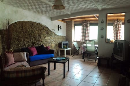 Wonderful Hectors' room near Abbey - Sonnino