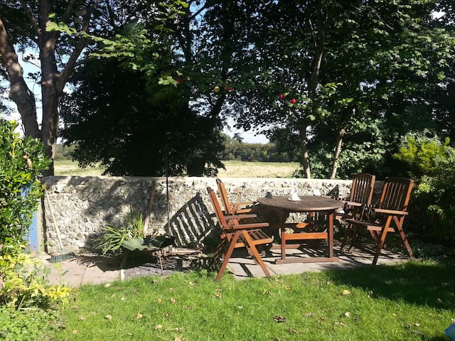 Double room with country views - Lewes - House