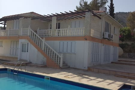 3 Bedroom Detached Modern Villa - Çatalköy