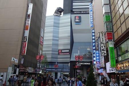 The terminal Shinjuku station partC - Shinjuku-ku - Daire