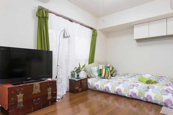 Le Petite Studio West Shinjuku - Tóquio - Apartamento