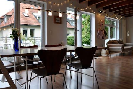 Piece of Italy in Stuttgart - Stuttgart - Wohnung