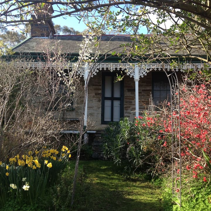 Historic Bowes Cottage