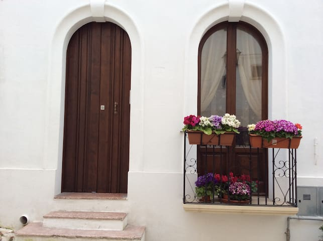 Casa vacanze nel centro storico - Oria - Byt