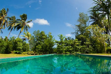 Peaceful holiday villa in Hikkaduwa - Galle