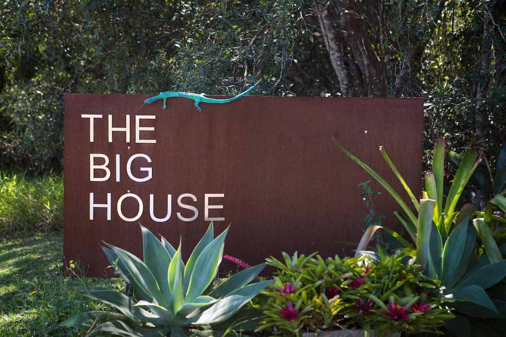 The BIG House Welcomes you