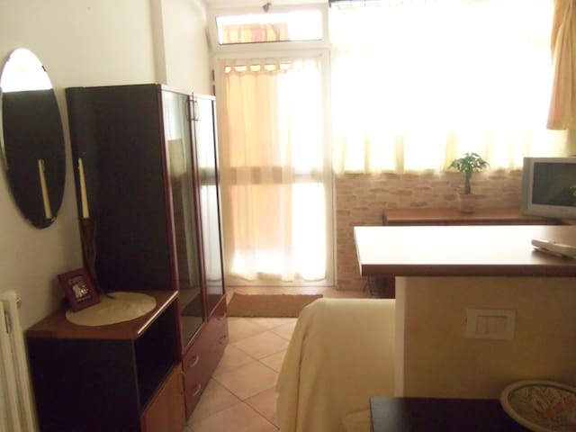 Two room apartment in town center - Cattolica