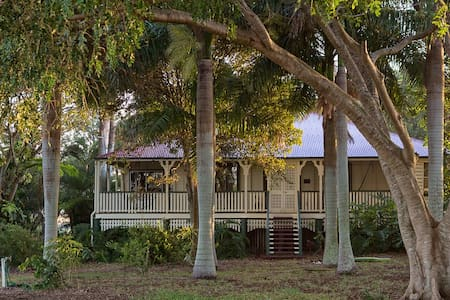 Lovely Queenslander near the beach - Rubyanna