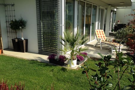 Moderne, ruhige und attraktive Lage am Bodensee - Ermatingen - Bed & Breakfast