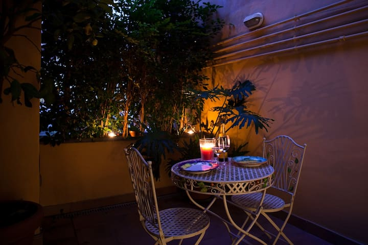 """Coup de Foudre"" campo de fiori, centro storico - Roma - Loft"