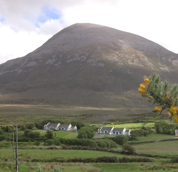 House with great views of Clew Bay