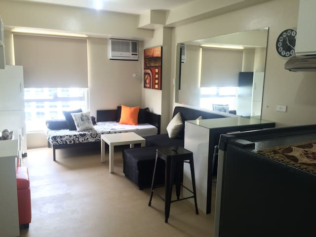 Cute Studio Unit in IT Park Cebu - Cebu  - Kondominium