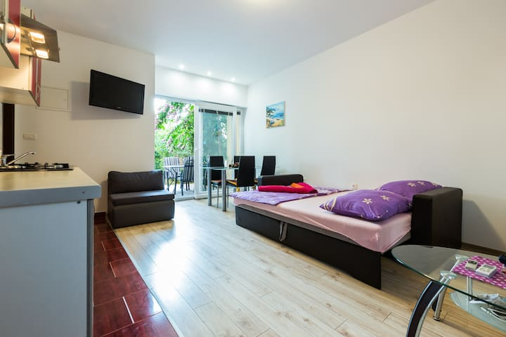 Modern and cozy studio apartment - Zadar - Apartment