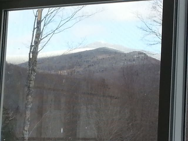 View of Killington from front window