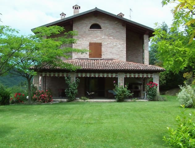 Villa in collina - Sartorano - 別荘