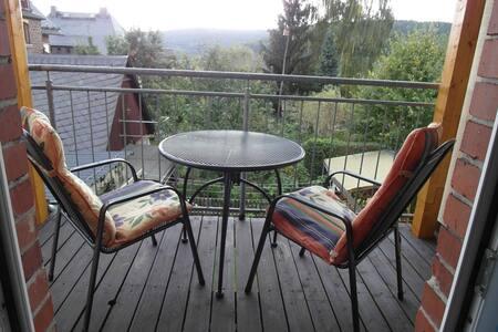 Ferienwohnung Balkon Aue 5 Personen - Apartment