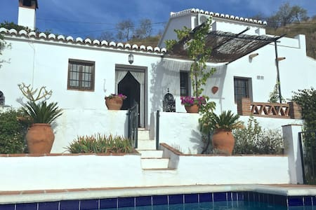 Beautiful newly-furnished Finca - Cómpeta