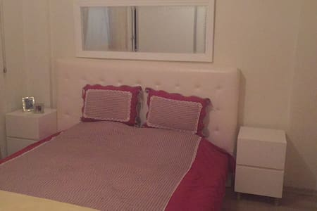 2 Private bedrooms and 1 livingroom - Istanbul