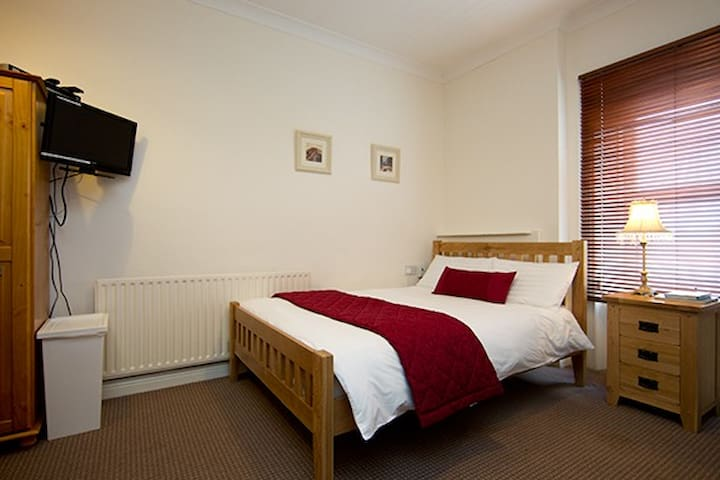 Studio sleeps 2 city ctr 10 mins - Molly Malone