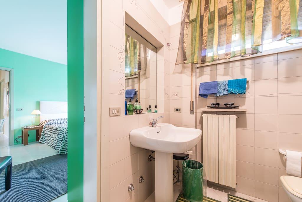 Bagno privato / Private Bathroom