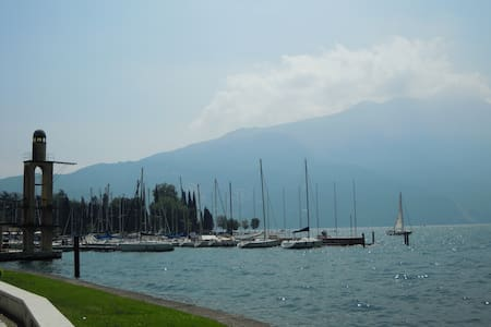 Nice Studio 50mt to the main beach - Riva del Garda